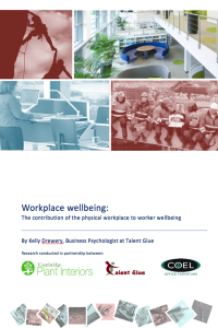 Workforce wellbeing cover
